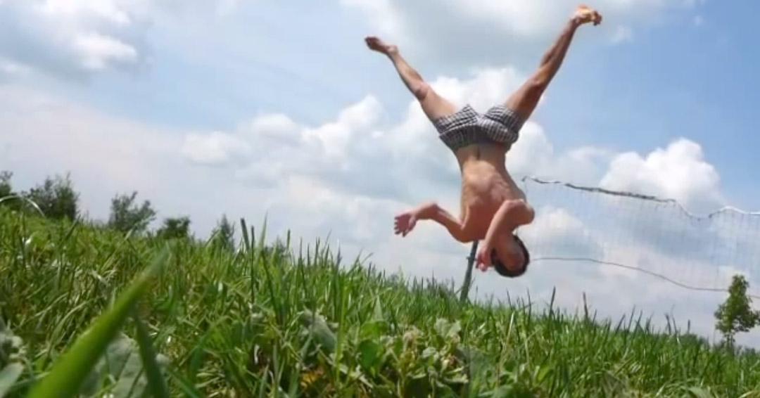 Me & Svaťa gymnastics