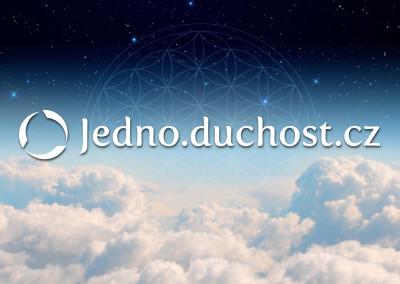Jedno.Duchost Logo