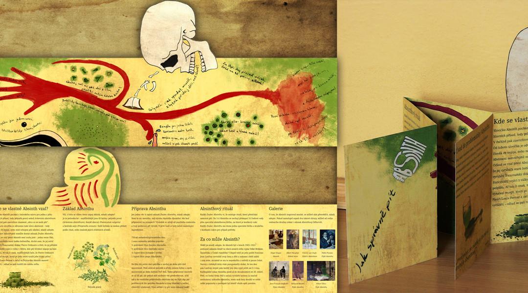 Absinthe brochure