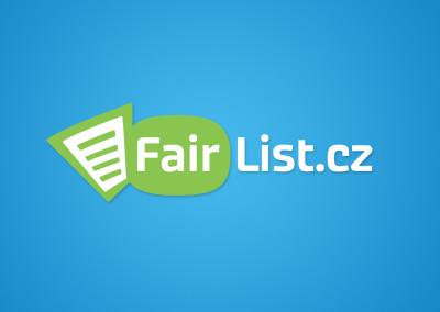 FairList visual style