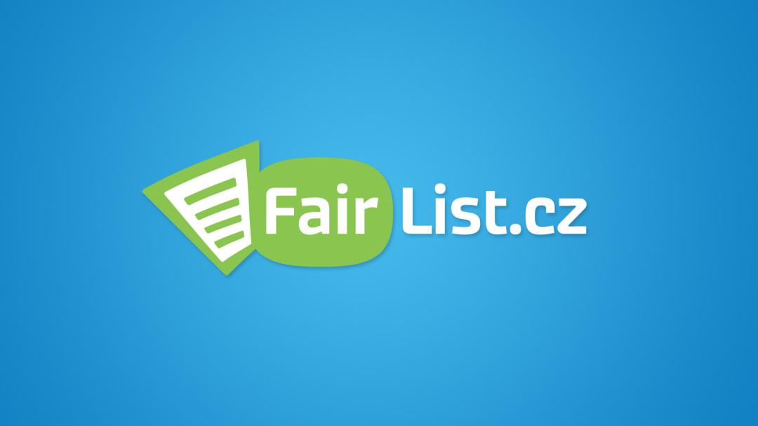 Vizuální styl FairListu