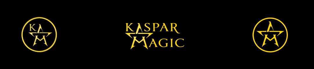 Kaspar Magic Logo experiments